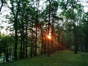 Burnsville Lake Bulltown Campground