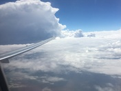Above the Thunder Clouds