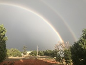 After the rain in Cuba NM