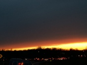 Sunsets in Colerain Township
