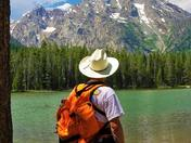 Grand Teatons National Park