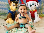 Happy 1st Birthday John