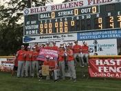Greater Keene 13U Babe Ruth wins New England Regional Championship