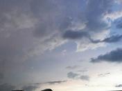 Rainy Sunset in Apopka