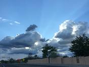 Spectacular Clouds Again