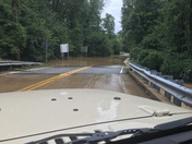 Flooding @ Deep Run