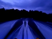 Late night drive