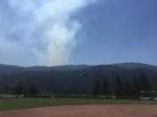 Plumas county fire