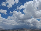 STORMS ARE A BREWING THEN STRIKE ABQ METRO AREA