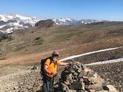 Mt. Dana hike.