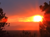 Jemez Sunset #9