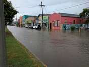 St. Claude @ St. Roch flooded
