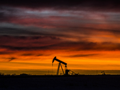 Sunrise in Oil Country