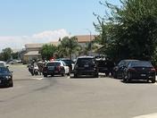 Major cop activity