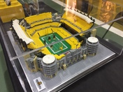 Steelers Family Fest Lego Heinz Field