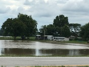 Flooding in Centerview