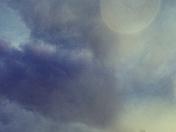 Full moon Mooers my by Betty hebert