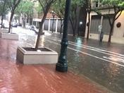 White Linen Flooding