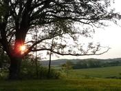 Pisgah Sunset