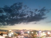 Night at the fair