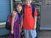 Back to school for the Chandler house!