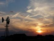 Ashland Exit Sunset