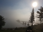 Foggy Morning in Acadia