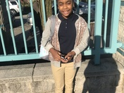Lincoln Charter School first day
