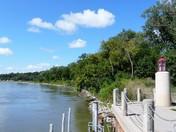 Lighthouse & Missouri River