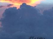 Beautiful cloud over SW Ocala