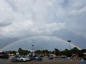 Rainbow Over South Jackson