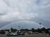 Rainbow Over South Jackson