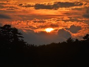 Gray Sunset