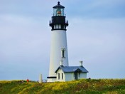 Yaquina Head Lighthouse-Newport, Oregon