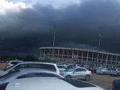 Storm over the Stadium