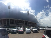 Storm over the Stadium