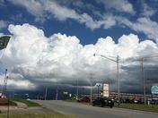 Clouds in Excelsior Springs