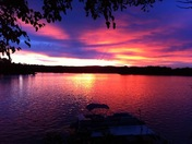 Shelly Island Sunset
