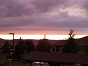 After the thunder storm
