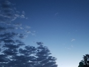 Before sunrise in Tuvumcari