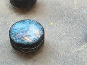 The sound of chalk
