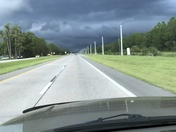 Drive from Daytona to Deland