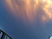 Sky in Urbana missouri