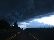 Storm over Hershey!