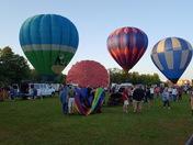 Balloon Festival in Hudson, MA