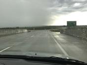 Highway 34 Westbound