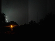 Tammy from woodward  nice lightning show