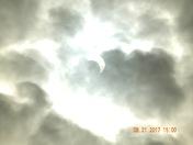 Eclipse over Leominster
