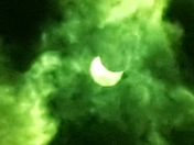 Eclipse 8/21/2017.....Leominster Mass. 2:10p