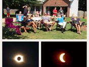 Eclipse 2017 party pics!